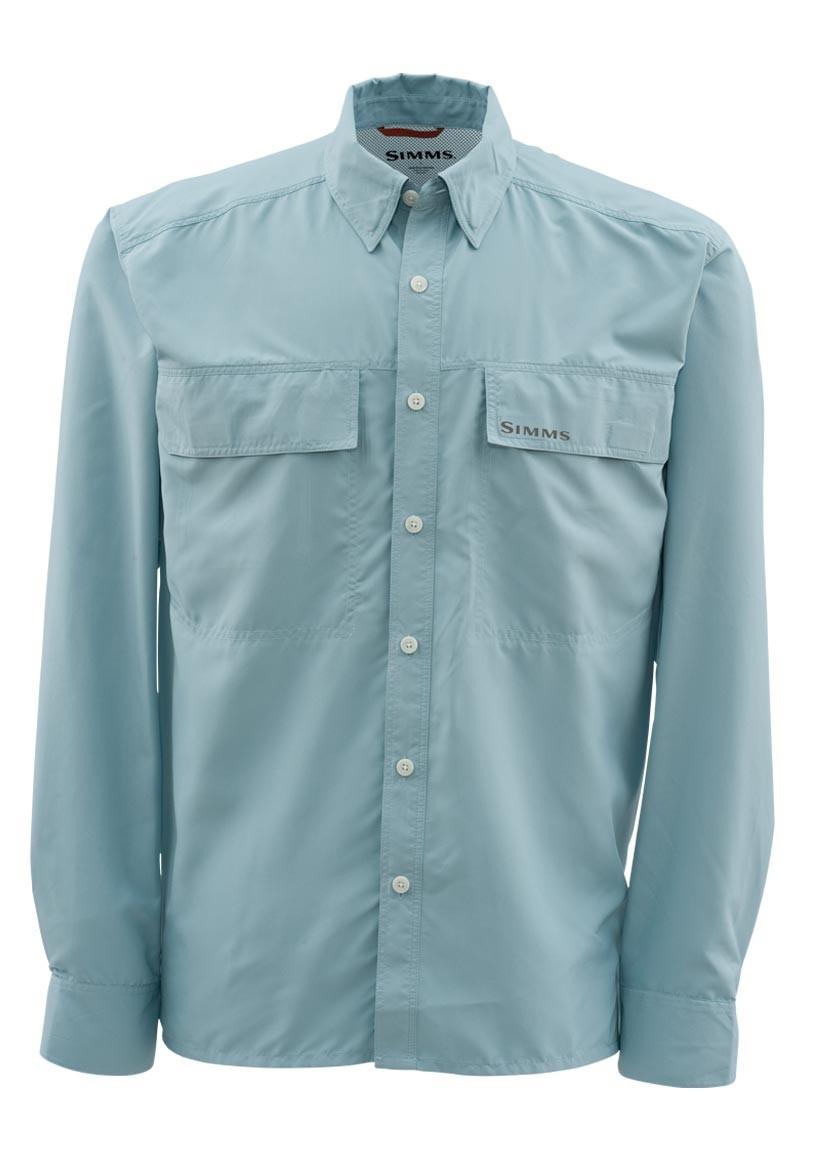 Slate- Simms EbbTide Shirt