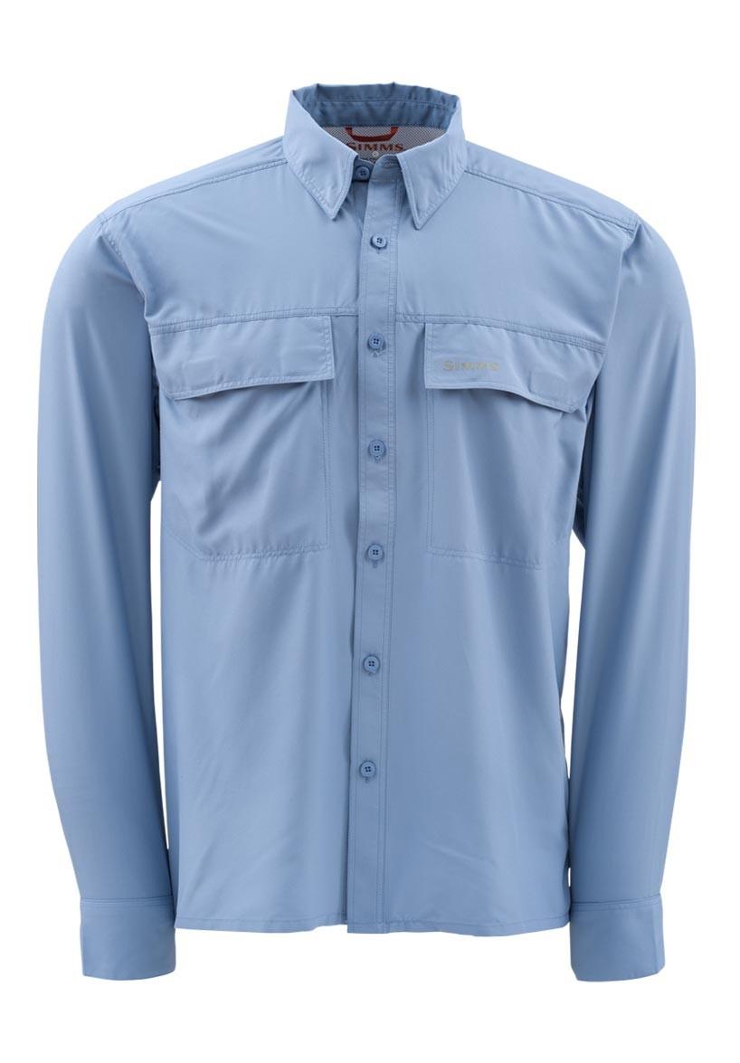 Stonewash- Simms EbbTide Shirt