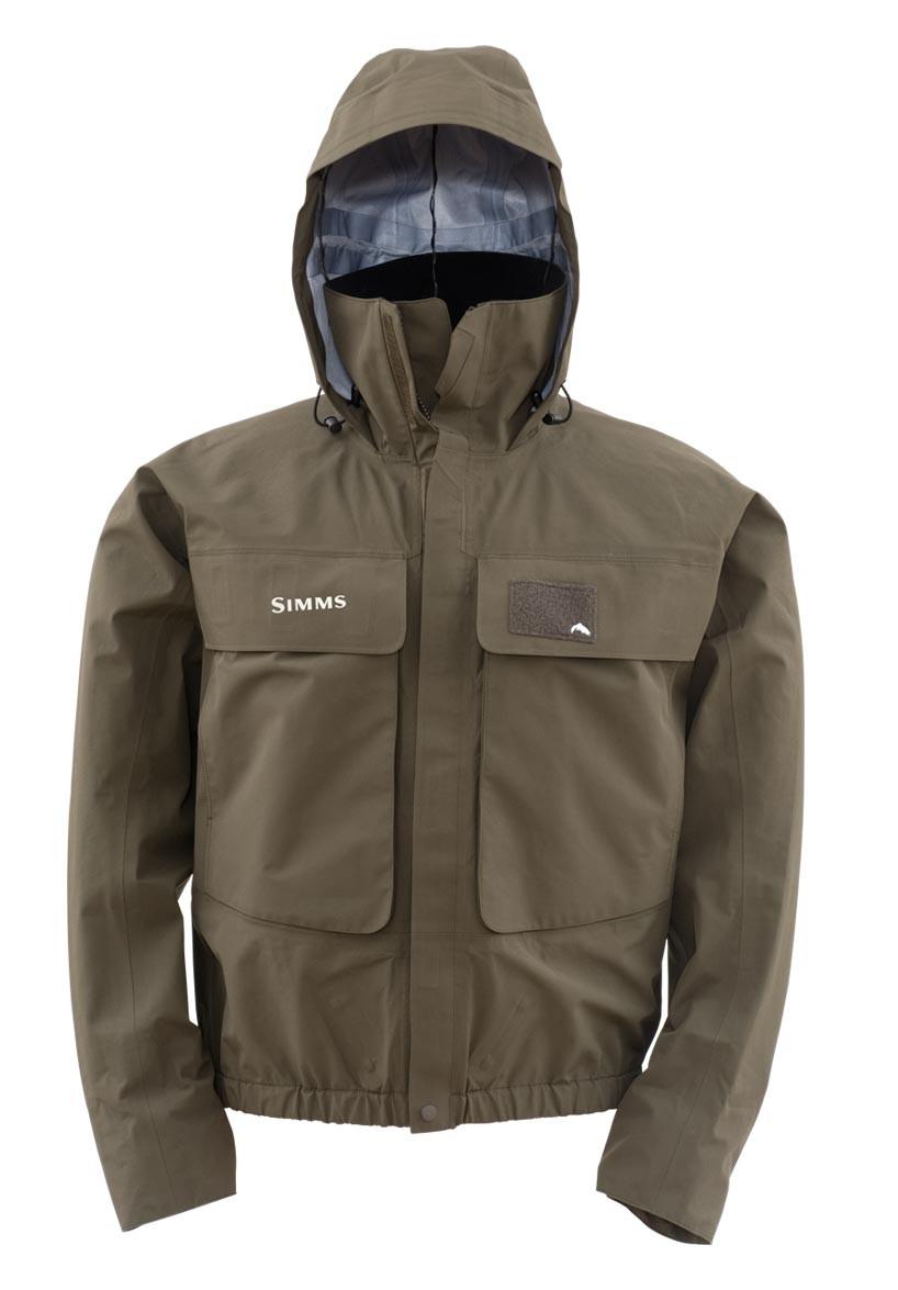 Black Olive- Simms Guide Jacket