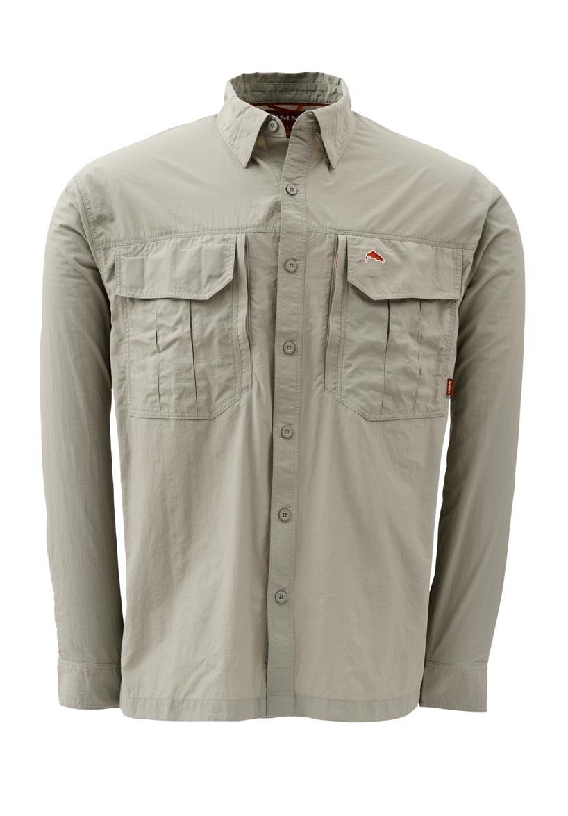 Oak- Simms Guide Shirt