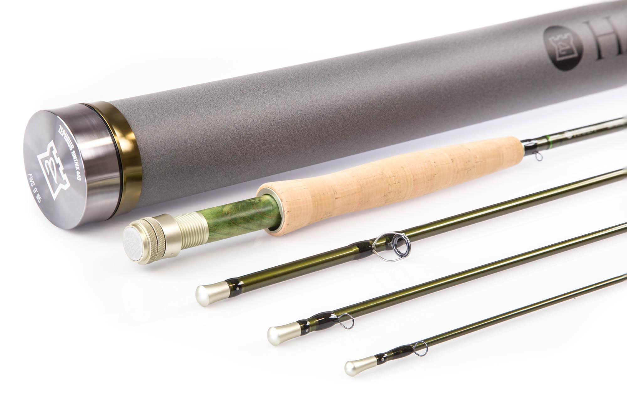 Hardy Zephrus Freshwater FWS Fly Rod 100