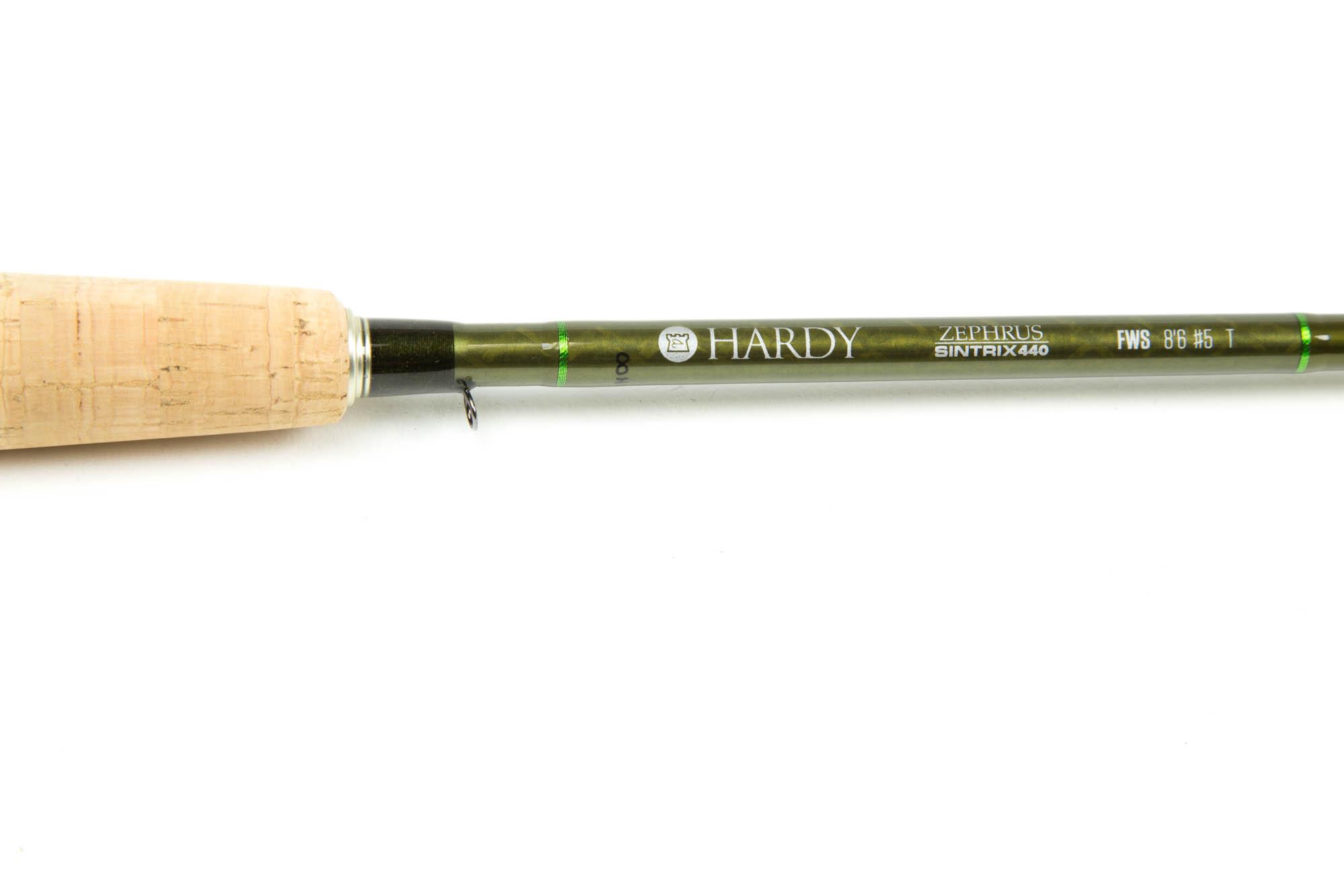 Hardy Zephrus Freshwater FWS Fly Rod 50