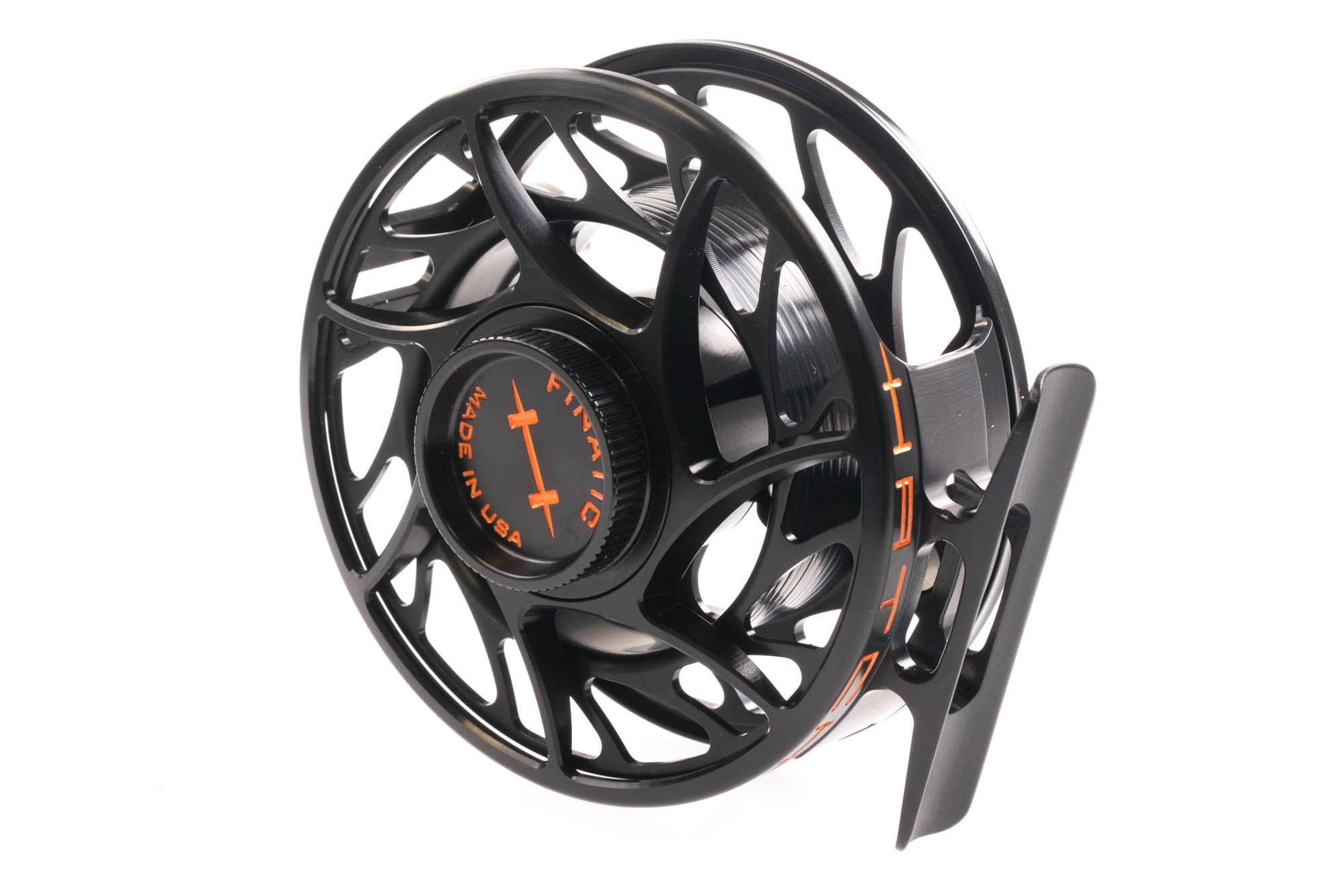 Hatch Finatic Fly Reel - Mid Arbor 35