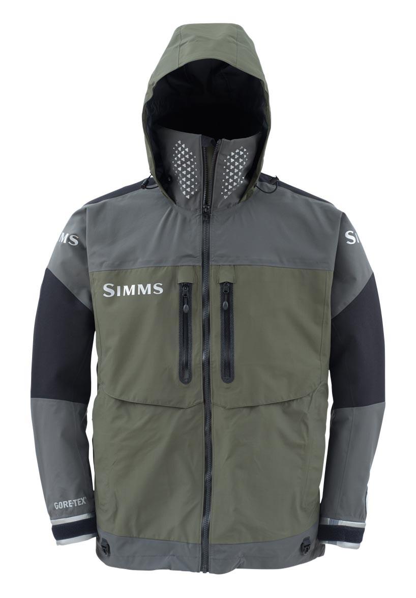 Delta Green- Simms Pro Dry GORE-TEX Jacket