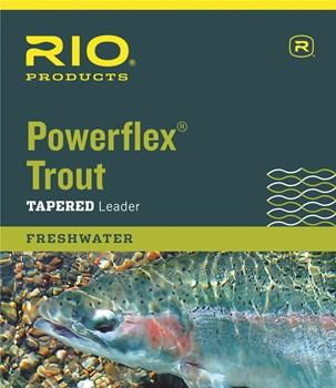 Rio Powerflex Trout Leaders 2