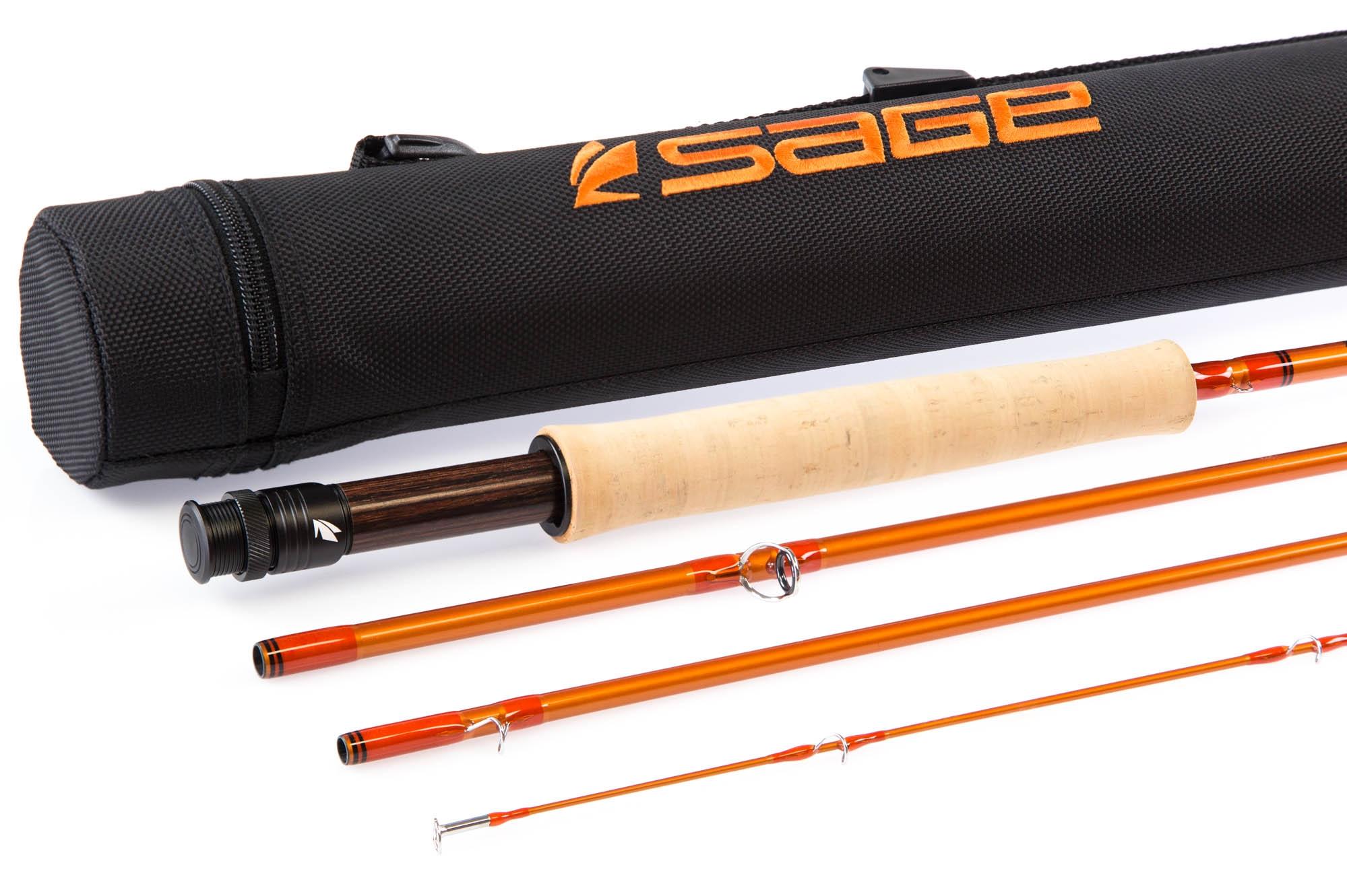 Sage Bolt Fly Rod 100