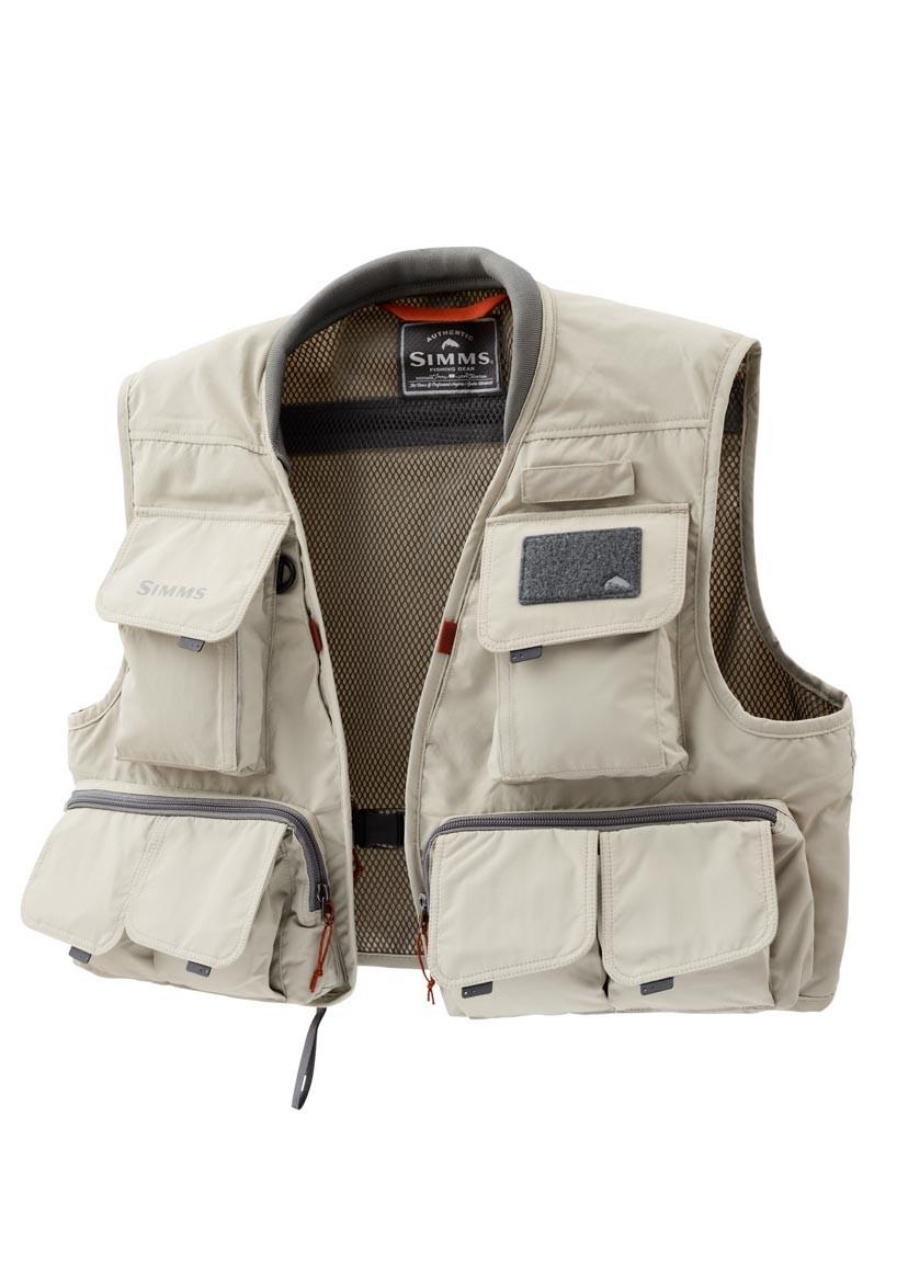 Simms Freestone Vest 2