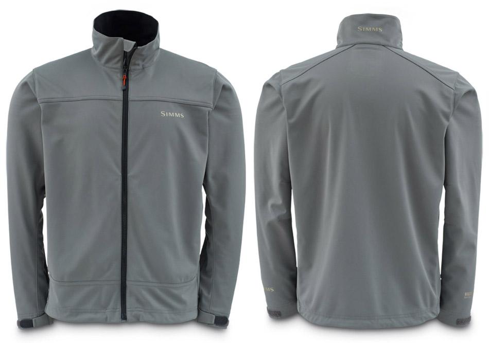 Gunmetal- Simms Flyte Jacket