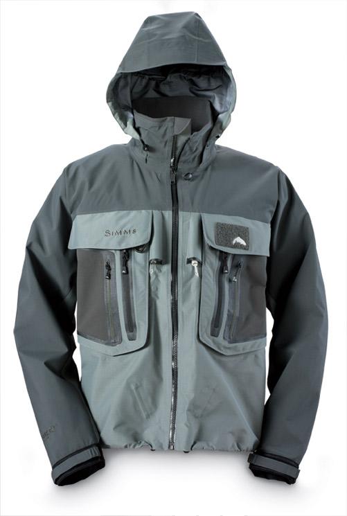 Gunmetal-Simms G4 Pro Jacket