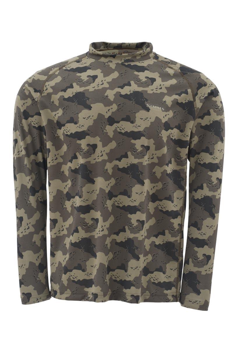 Simms Camo- Simms Solarflex LS Prints Shirt