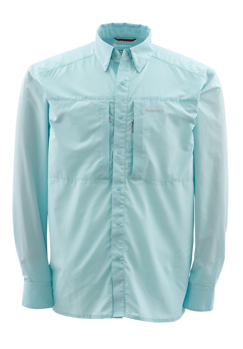 Ice Blue- Simms Ultralight Shirt