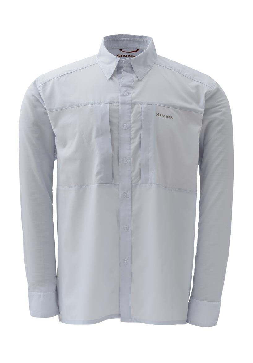 Ash Grey-Simms Ultralight Shirt