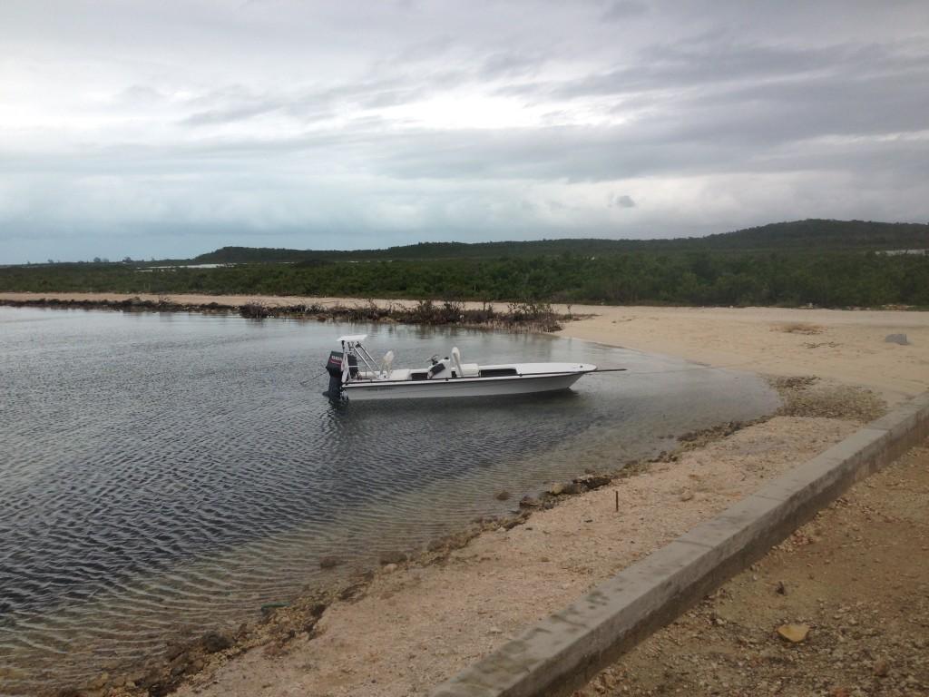 Long island bonefishing lodge review trident fly fishing for Fishing long island