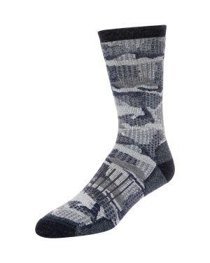 Simms Womens Merino Midweight Hiker Sock