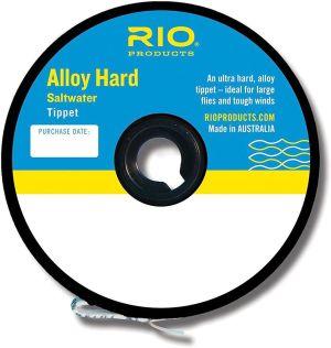 Rio Saltwater Hard Alloy Mono Fly Fishing Tippet - 6lb