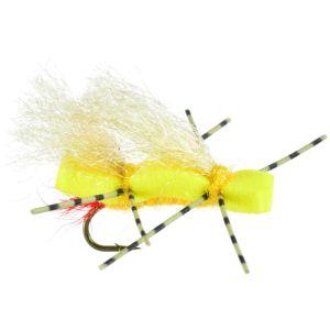 Chubby Sally Dry Fly