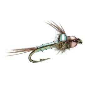 Bead Head Lightning Bug Fly