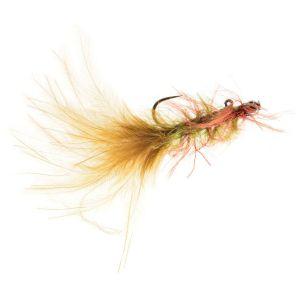 Balanced Swim Leech Fly