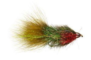 Conehead Sparkle Minnow Fly