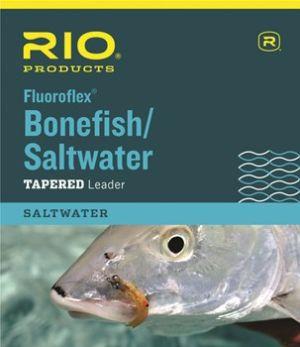 Rio Fluoroflex Bonefish/Saltwater Leader