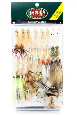 Umpqua Belize/Yucatan Guide Fly Selection