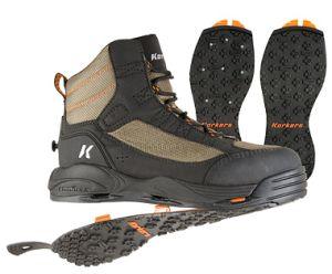 Korkers Greenback Boot 1