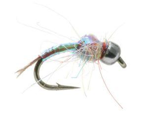 Tungsten Rainbow Warrior Fly