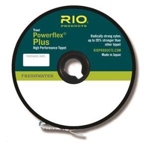 Rio Powerflex Plus Tippet 3 Pack