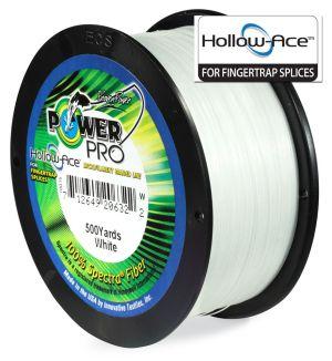 PowerPro HollowAce Backing - 40lb White