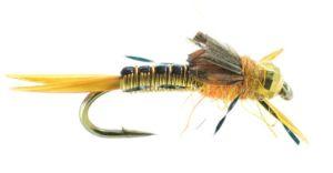 Morrishs Iron Sally Tungsten Bead Fly