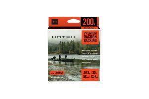 Hatch Premium Dacron Backing