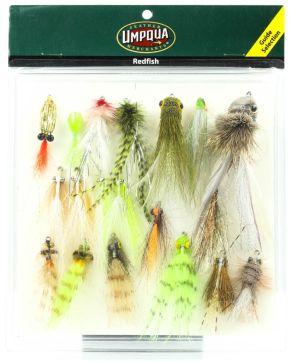 Umpqua Redfish Guide Fly Selection