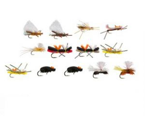 Rio Trout Terrestrial Fly Assortment