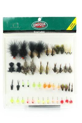 Umpqua Great Lakes Guide Fly Selection