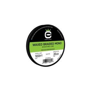Cortland Waxed Braided Mono Shooting Line