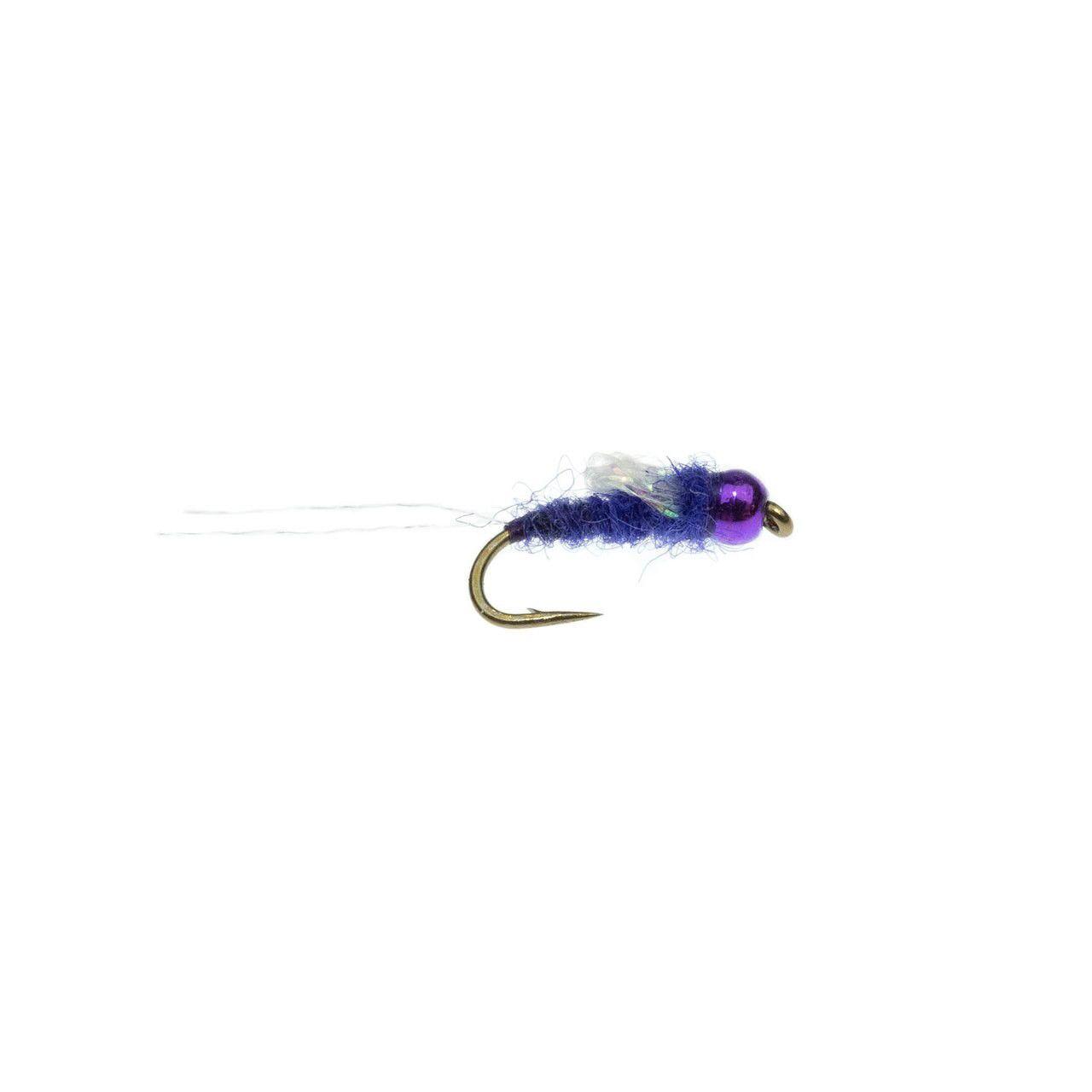 Foam Wing RS-2 Purple Fly Fishing Flies Trout Flies NEW 2016 G.C