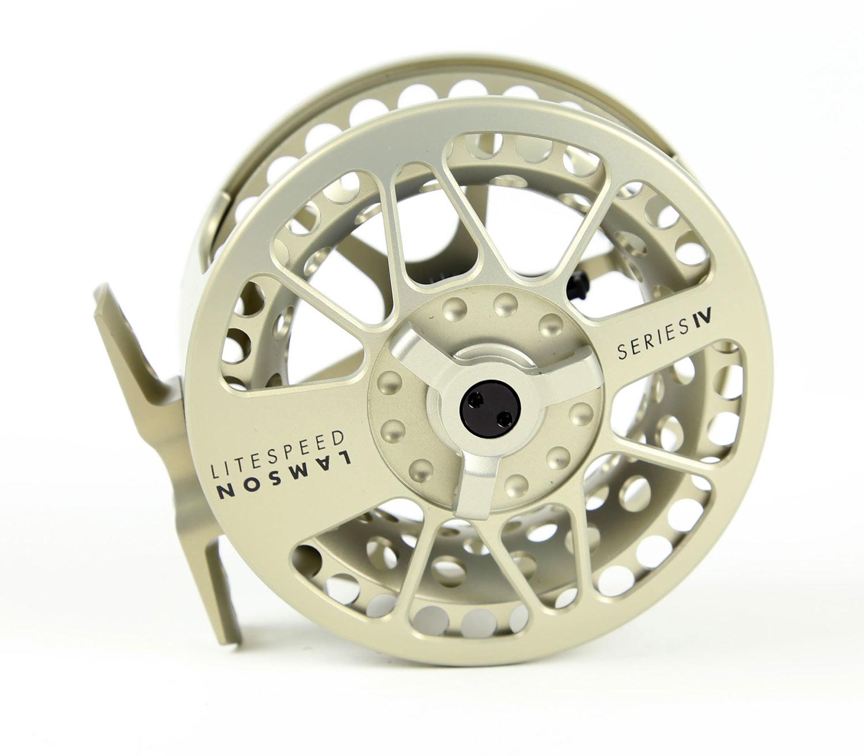 Lamson Litespeed Series IV Fly Reel 500