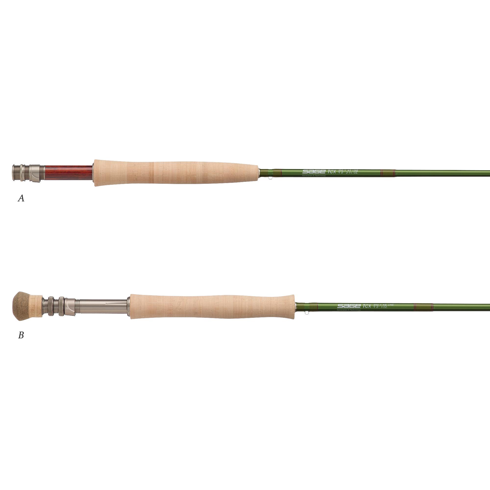 Sage TCX Rods