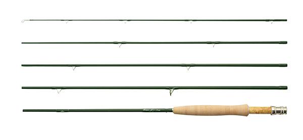 Winston Boron IIIx 5-Piece Fly Rod