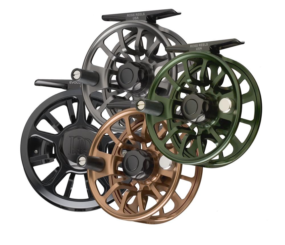 Ross Evolution LT Spare Spool Reels