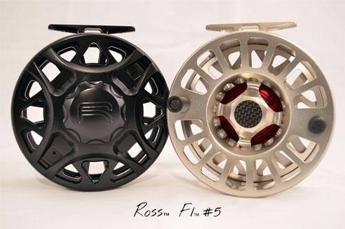 Ross F1 Fly Reel 2