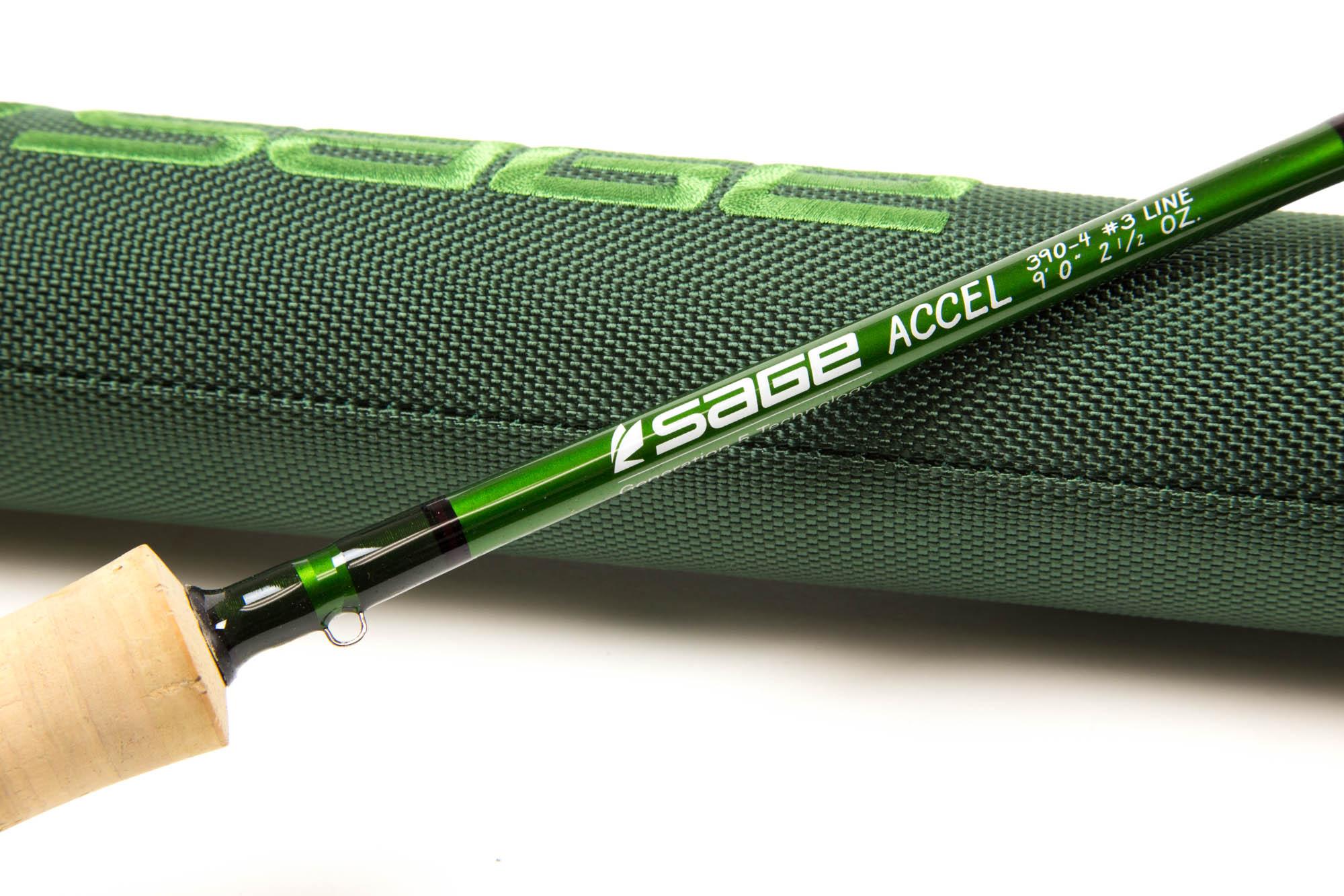 Sage ACCEL Fly Rod 20