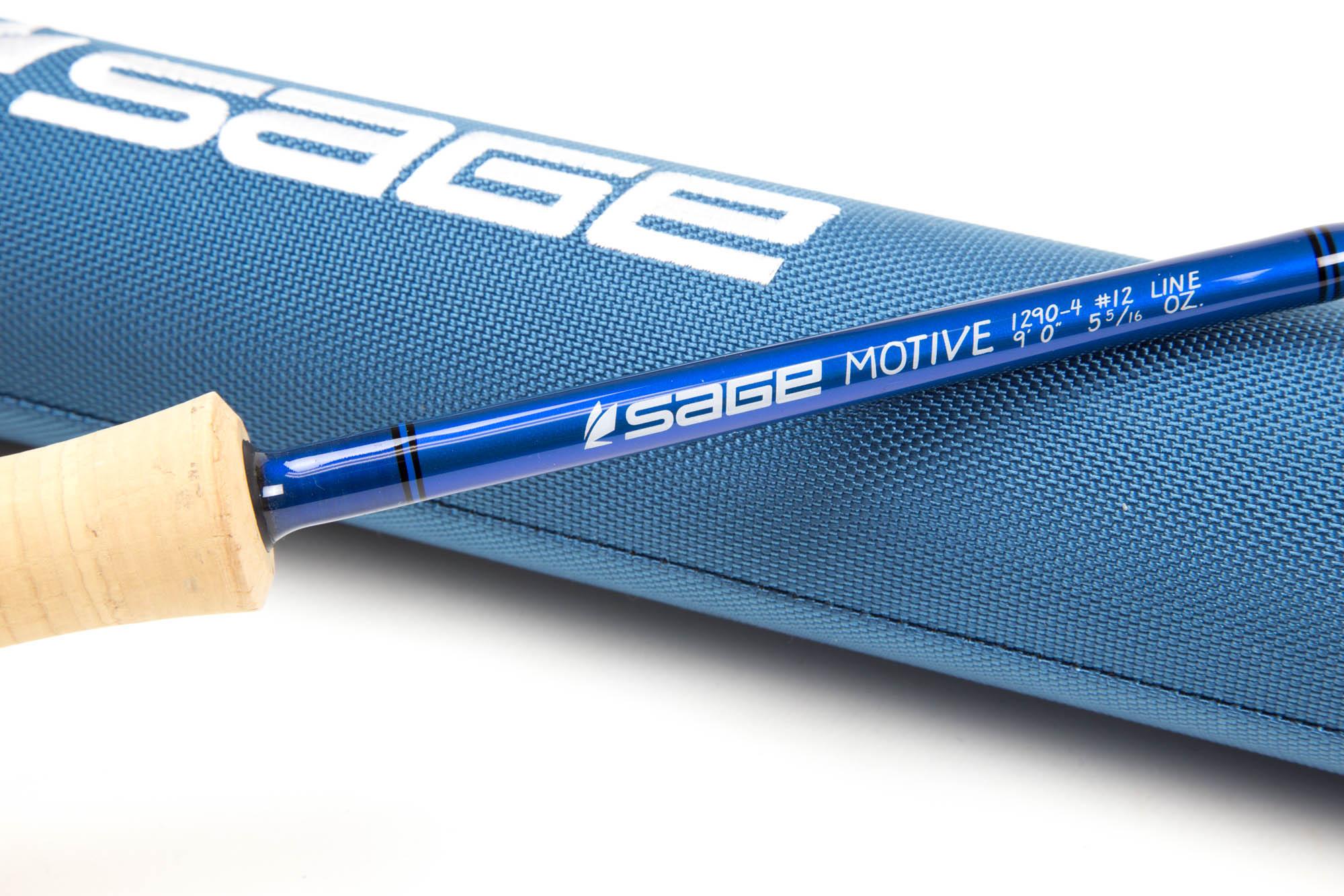 Sage Motive Fly Rod 40