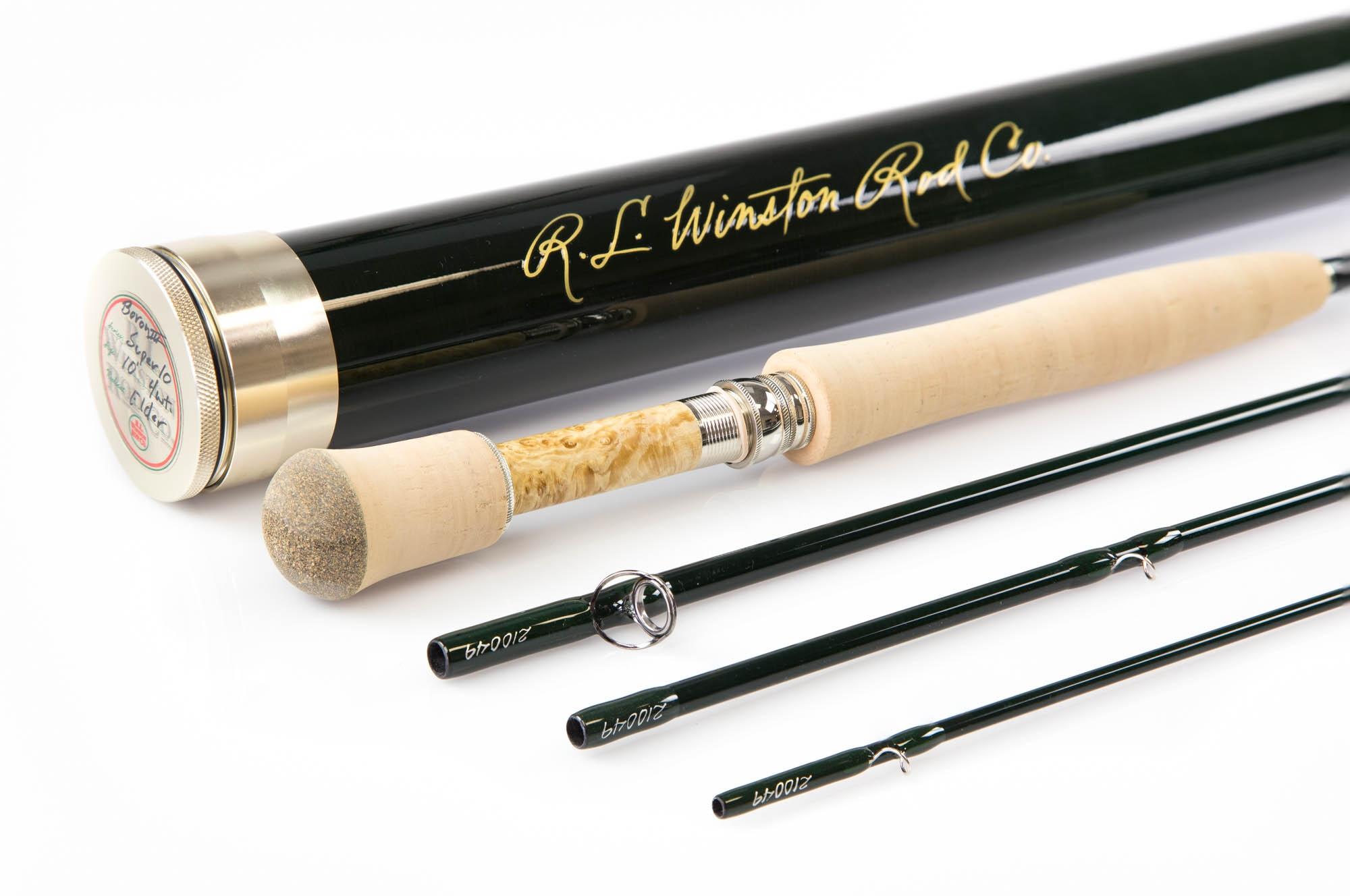 Winston Boron III X Super 10 Fly Rod 100