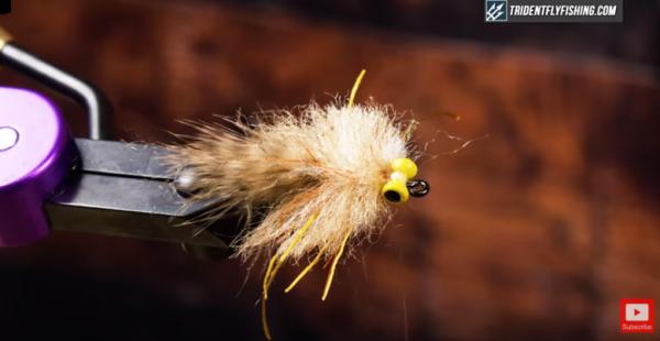 EP Permit Bonefish Crab Fly Tying Tutorial