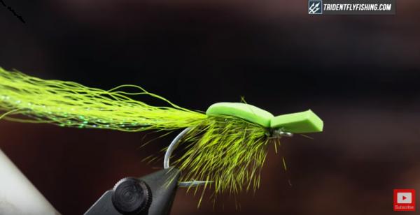 How to Tie Gartside's Gurgler