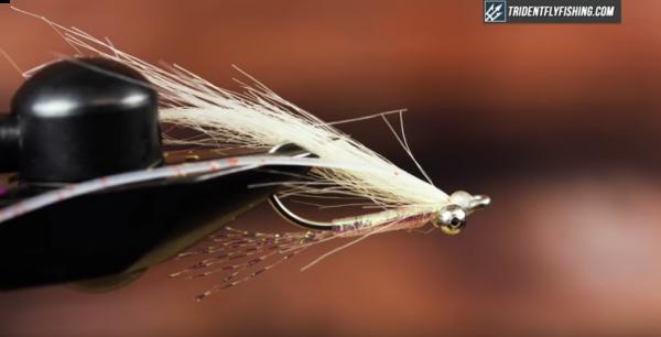 Rubber Leg Gotcha Shrimp Fly Tying Tutorial