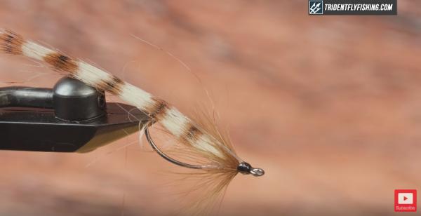 How to Tie Tim Borski's Butterfly